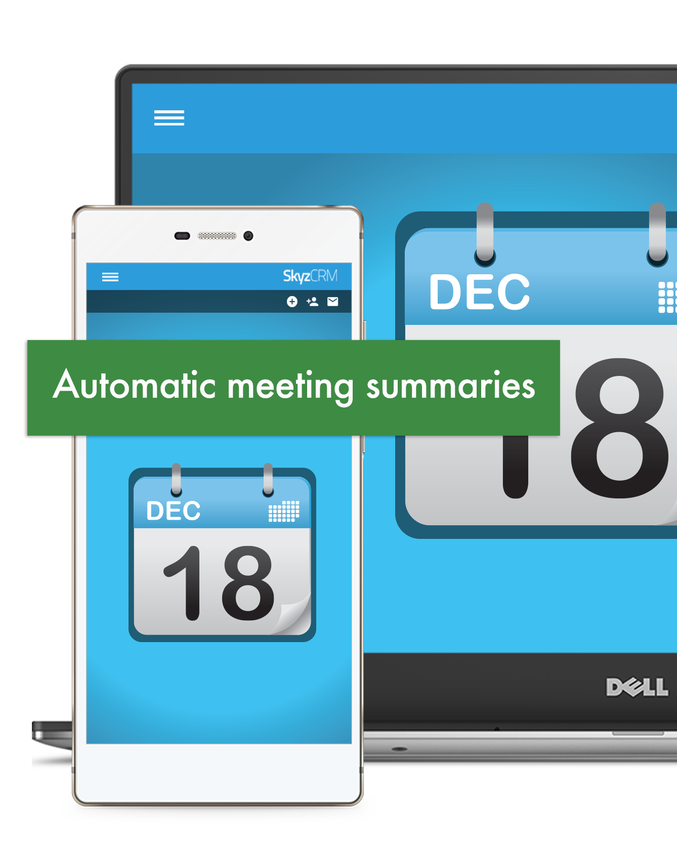 Sharing calendars with Skyz Service